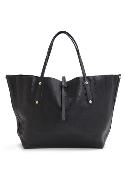 Large Isabella Tote Black