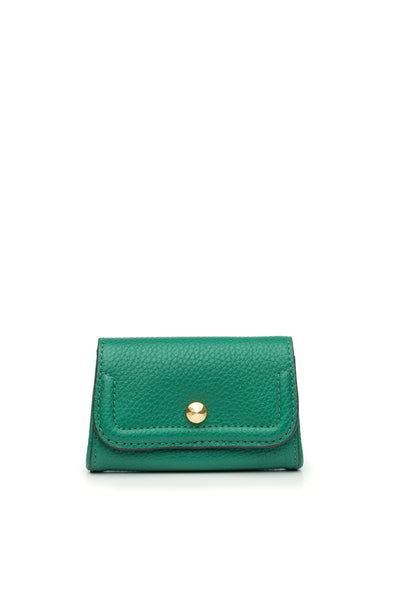 Mia Credit Card Holder Emerald