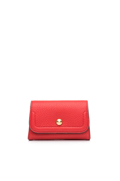 Mia Credit Card Holder Poppy