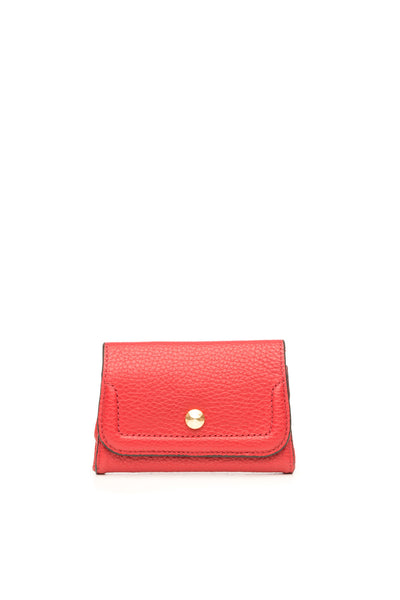 Mia Credit Card Holder Scarlet