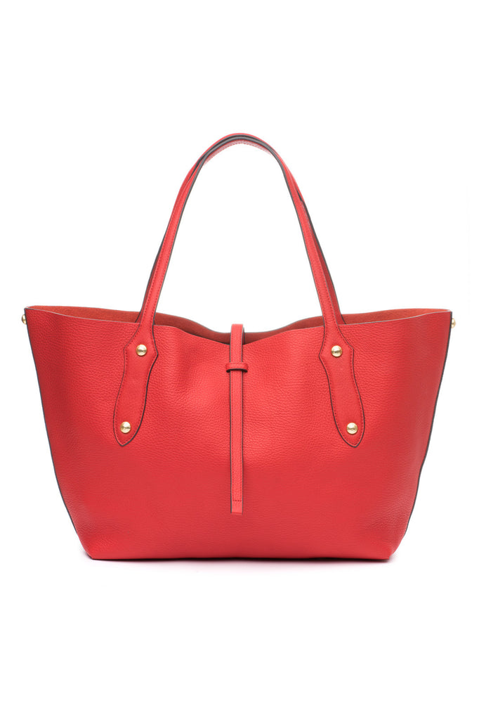Small Isabella Tote Ruby