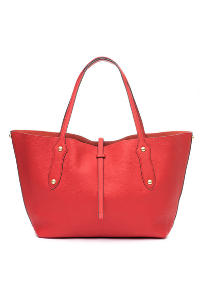 Small Isabella Tote Cherry