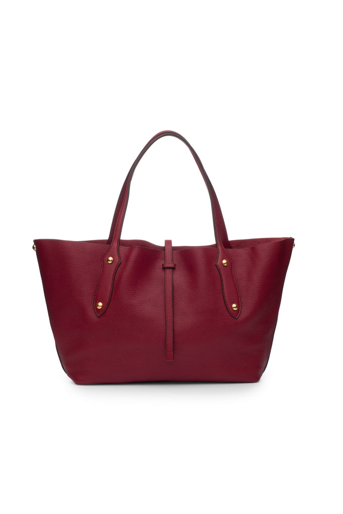 Small Isabella Tote Barberry