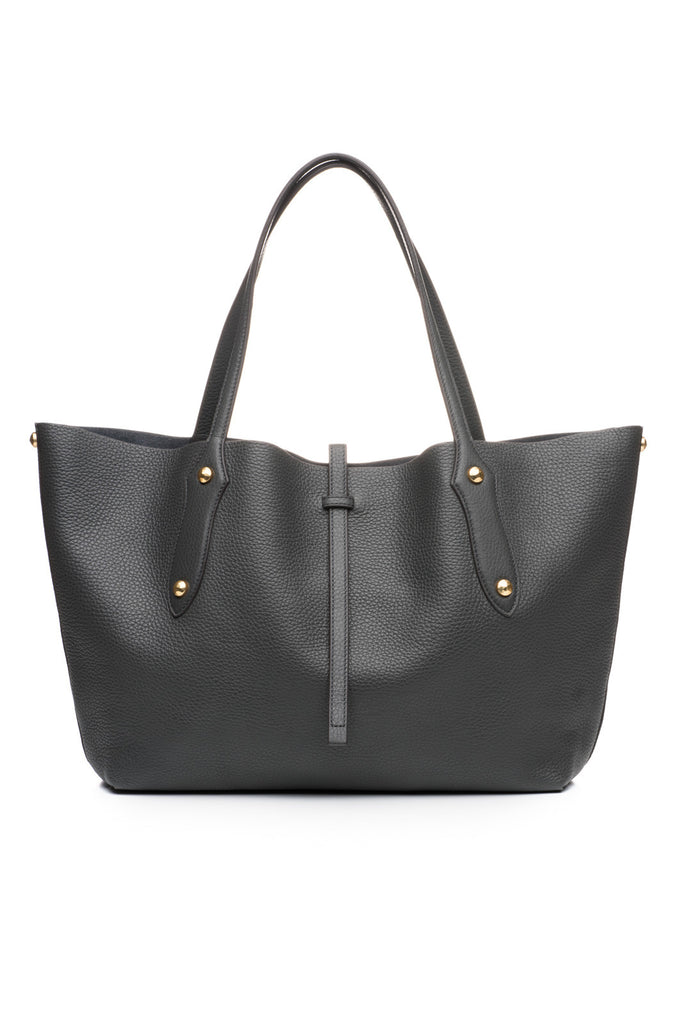 Small Isabella Tote Charcoal