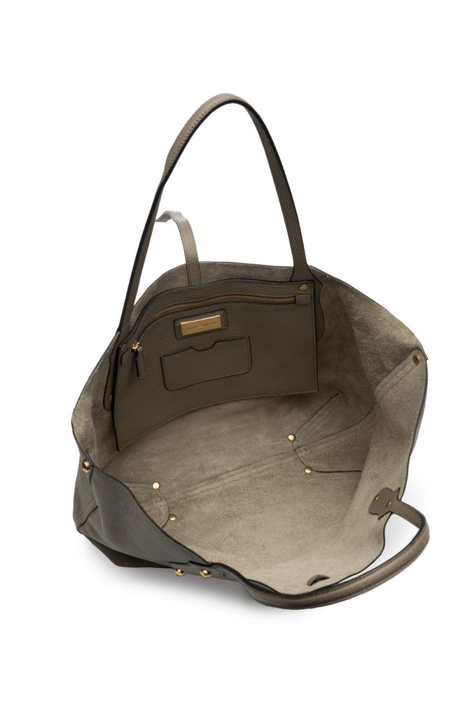 Small Isabella Tote Anthracite