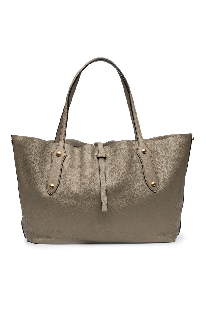 Small Isabella Tote Putty
