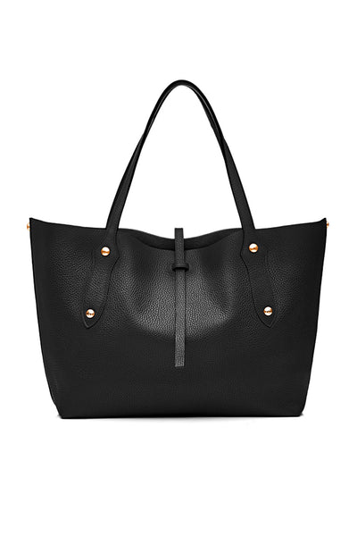 Small Isabella Tote Black