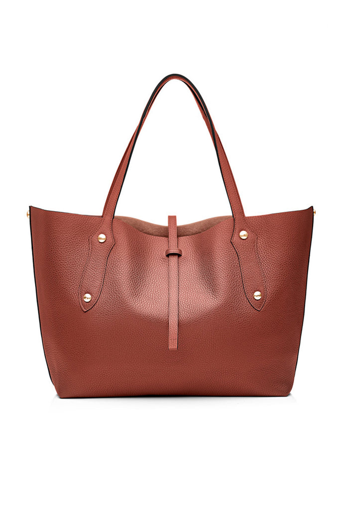 Small Isabella Tote Walnut
