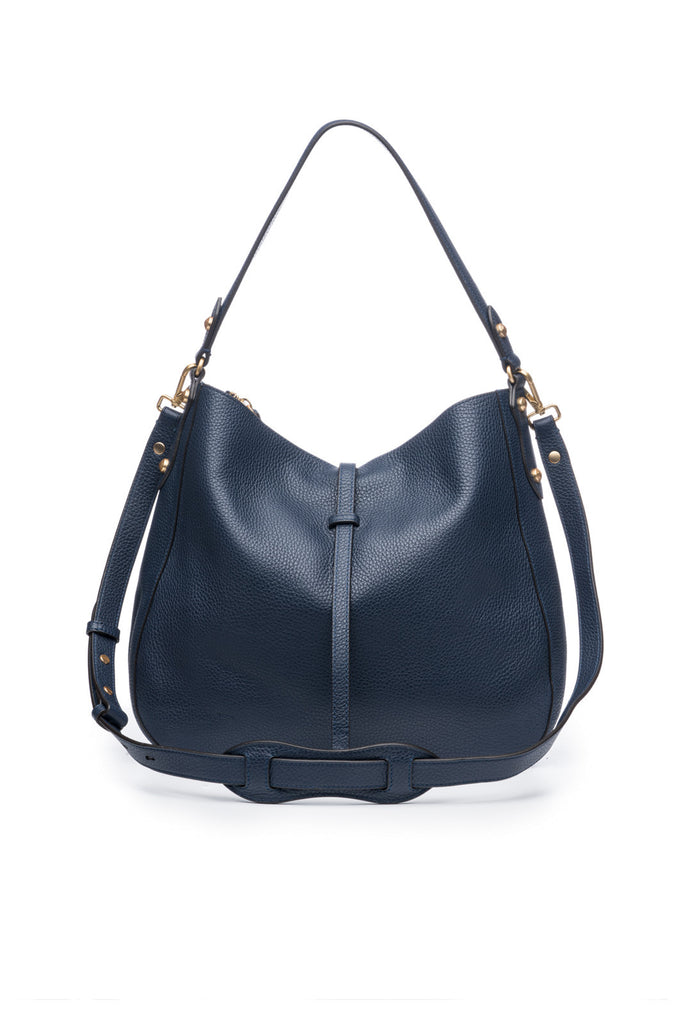 Brooke Hobo Navy