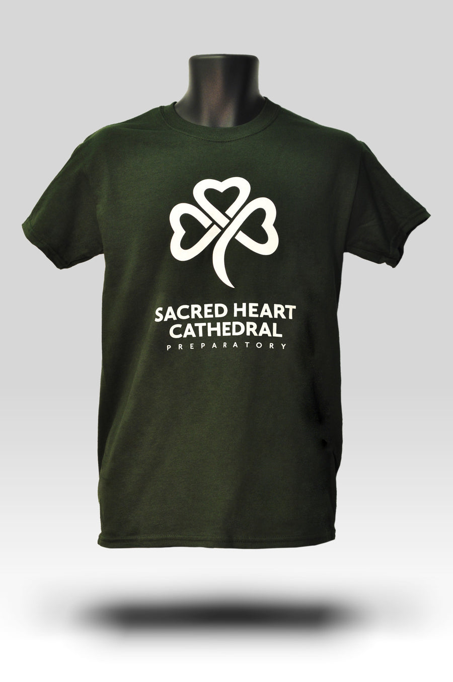 Adult Shamrock Shirt