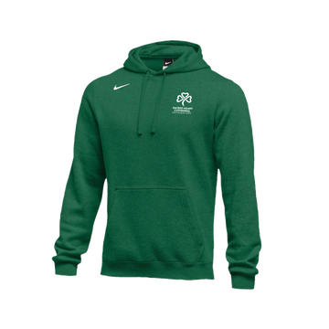 SHC Men's Dark Green Hooded Sweatshirt - PRE-ORDER