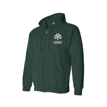 SHC Full Zip Hooded Sweatshirt