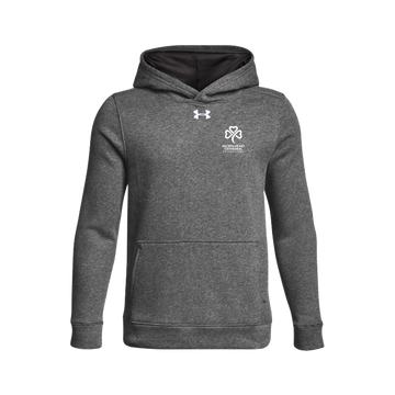 SHC Youth Heather Hooded Sweatshirt - PRE-ORDER