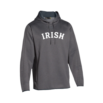 SHC Men's Gray Hooded Sweatshirt - PRE-ORDER