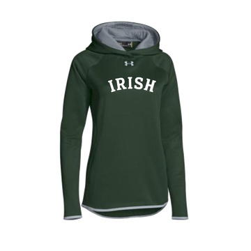SHC Ladies' Green Hooded Sweatshirt - PRE-ORDER