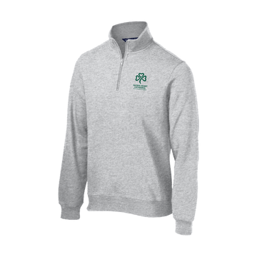 SHC Unisex Heather 1/4 Zip Sweatshirt - PRE-ORDER