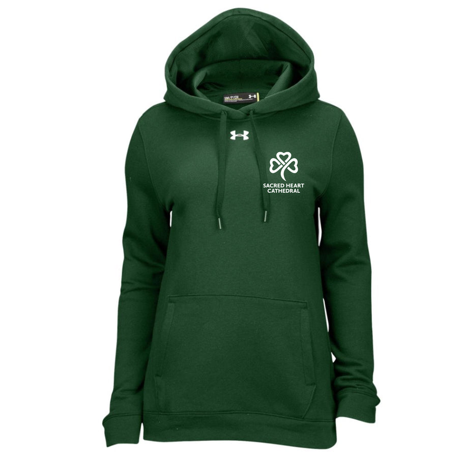 Under Armour Ladies' Fleece Hoodie
