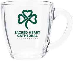 SHC - Glass Coffee Mugs
