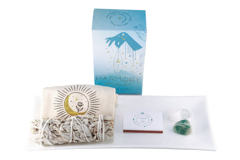 Moon & Jai ~ Harmony Ritual Kit