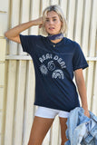 NAL ~ REAL DEAL - NAVY FOOTBALL TEE