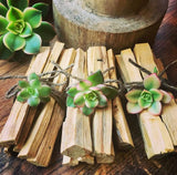 Palo Santo ~ Sample Bundle of 7