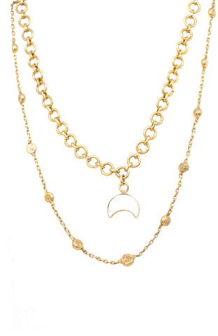 INDAH ~ The INFINTIY Necklace