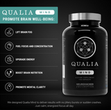 NEUROHACKER - 6 pack of Qualia Mind - 35 Count