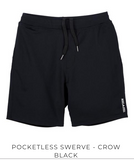 Yoga Crow Swerve Shorts comes in 6 colors
