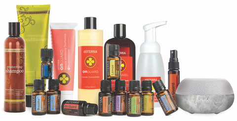 doTerra ~ Healthy Home Kit