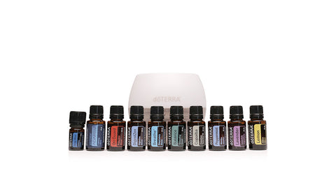 doTerra ~ Healthy Essentials Kit