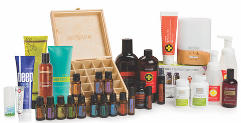 doTerra ~ Natural Solutions Kit