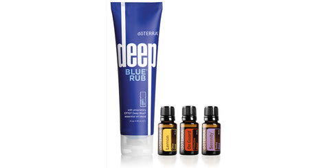 doTerra ~ Simple Solutions Kit