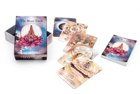 THE MOON DECK - PAPER BOX SET - 10 deck minimum