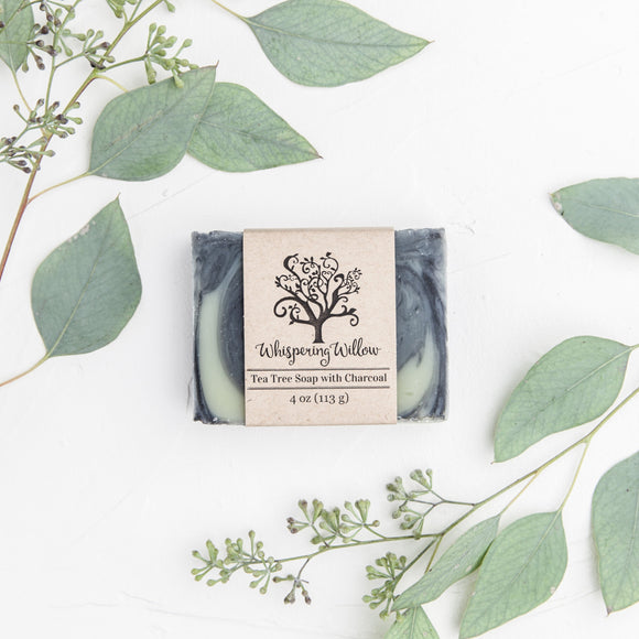 Tea Tree with Charcoal Bar Soap