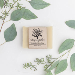 Lavender Shea Bar Soap