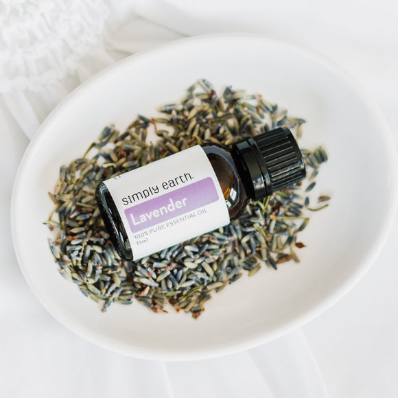 Every Mom's Favorite Lavender Essential Oil