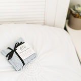 JUST RESTOCKED! Fade Into Bliss Organic Lavender Eye Pillow
