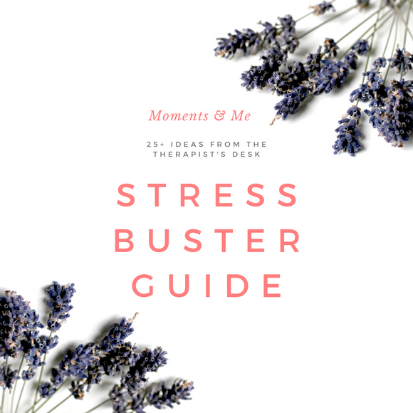 FREE Stress Buster Guide - Download Yours Now!