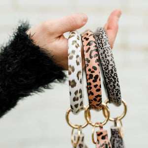 Hands Free Key Chain Bangles
