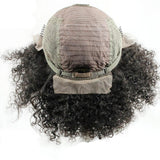 Brazilian Afro Kinky  Lace Front Wig
