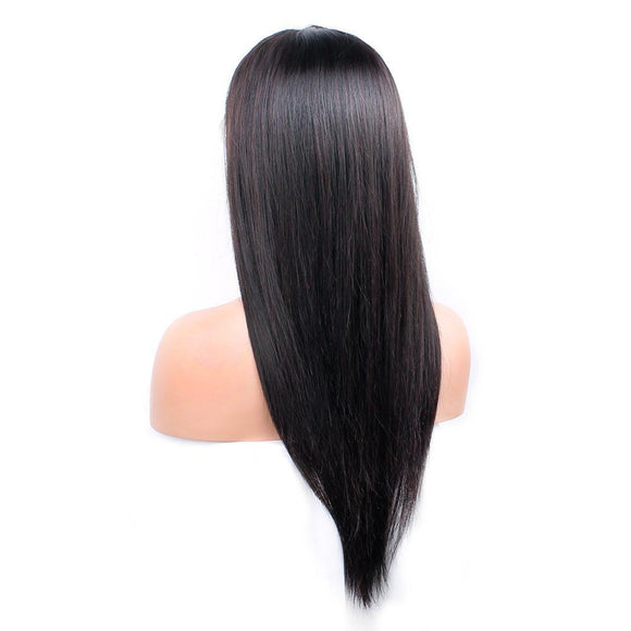 Peruvian 360 Lace Frontal Wig with Straight hair