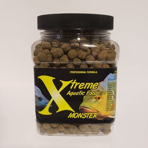 Xtreme Aquatic foods Monster