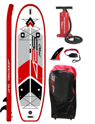 "AIR SUP 12' x 35""  FISHERMAN"