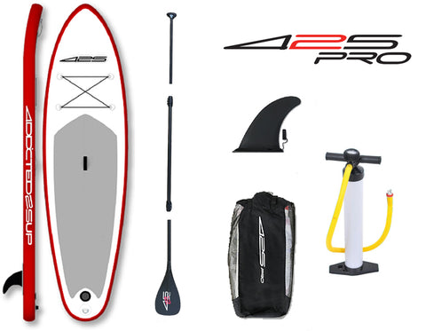 "AIR SUP + PADDLE 10'6 x 32"" ECO"