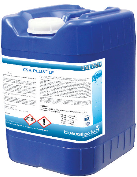 CSR Plus® LF w/ Catalyst