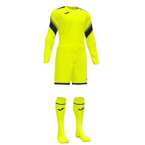 Goalkeeper Uniform (Unisex) Fluor Yellow