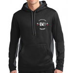 Fan Gear Hoodie (Black/Grey)