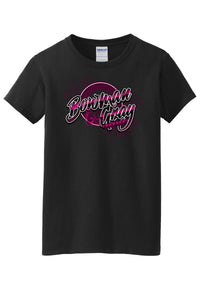 """Bowman Gray Stadium"" Ladies' Tee"