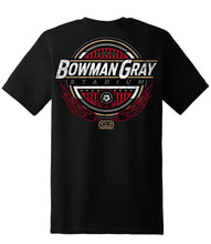 "Load image into Gallery viewer, Ring of Fire ""Bowman Gray Stadium"" Tee"