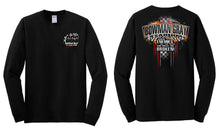 "Load image into Gallery viewer, ""Where Enemies Are Made"" Long Sleeve Tee"